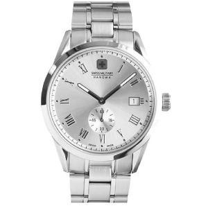 スイスミリタリー腕時計 ROMAN メンズML345 fujii-tokeiten