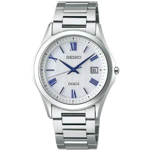 SEIKO セイコー腕時計メンズ SEIKO DOLCE ソーラー 時計 ドルチェSADM007|fujii-tokeiten