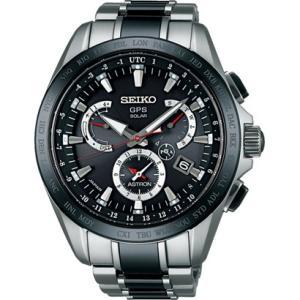 SEIKO ASTRONセイコー腕時計 アストロン8Xシリーズ デュアルタイム チタニウムモデル GPS衛星電波時計SBXB041|fujii-tokeiten