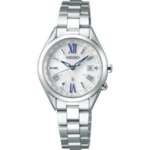 <セイコー腕時計 ルキアLUKIA Lady Diamond(レディダイヤ) ラッキーパスポー...