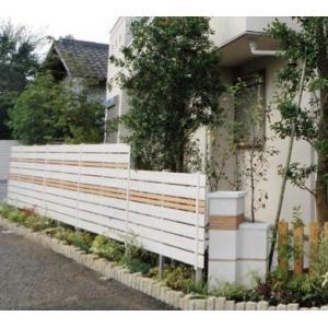 E木目調樹脂フェンス 板 45サイズ リアルウッド|fujiju|02