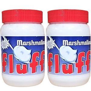 フラフ マシュマロクリーム バニラ 213g 2本セット スプレッド 食パン