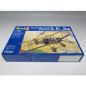 レベル(ドイツ) 1/72 Royal Aircraft Factory S.E.5a|fujikyouzai