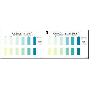 パックテスト[徳用セット] アンモニウム|fujikyouzai