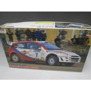 ハセガワ 1/24 CR-28 フォード フォーカス WRC '1999 ラリーオブグレートブリテン'|fujikyouzai
