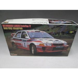 ハセガワ 1/24 CR-131 ランサー エボリューションV '98 WRC チャンピオン|fujikyouzai