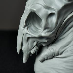 THE ART OF DOMINIC QWEK/ボビー|クリーピーヒル ノンスケール モデルキット|fujikyouzai