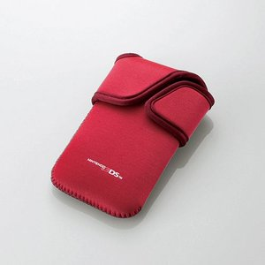 ニンテンドー3DS用ソフトケース レッド/カバーGM-3DSNC2RD