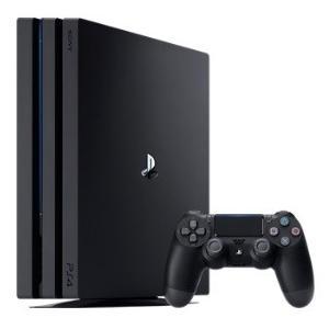 【メーカー保証】 SONY PS4 PlayStation4 Pro 本体 ジェット・ブラック CUH-7000BB01|fujimasushop
