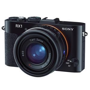 【メーカー1年保証】 SONY サイバーショット DSC-RX1 35mmフルサイズ|fujimasushop