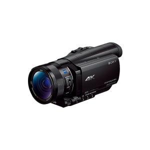 【メーカー1年保証】 SONY ハンディカム FDR-AX100 4K撮影のハイエンドモデル|fujimasushop