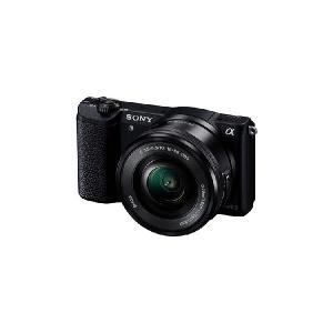 【メーカー1年保証】デジタル一眼カメラ ILCE-5100L B α5100 パワーズームレンズキット ブラック|fujimasushop