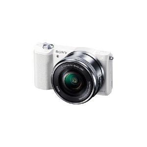 【メーカー1年保証】デジタル一眼カメラ ILCE-5100L W α5100 パワーズームレンズキット ホワイト|fujimasushop