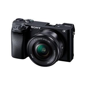 【メーカー1年保証】デジタル一眼カメラ α6300 パワーズームレンズキット ブラック|fujimasushop