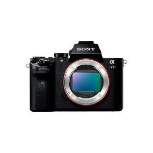 【メーカー一年保証】SONY デジタル一眼カメラ α7 II ILCE-7M2 フルサイズ対応 5軸ボディ内手ブレ補正機構搭載|fujimasushop