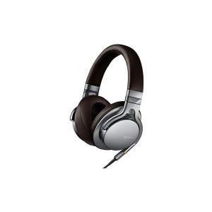 【メーカー一年保証】SONY ヘッドホン MDR-1A シルバー ハイレゾ音源対応 100kHz再生を実現|fujimasushop