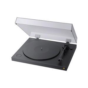【メーカー1年保証】 SONY ステレオレコードプレーヤーPS-HX500|fujimasushop