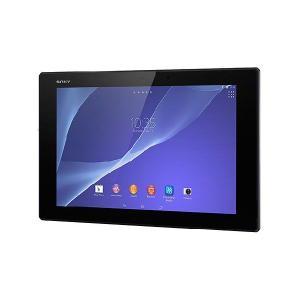 【メーカー1年保証、液晶保護シートサービス】 SONY Xperia Z2 Tablet SGP512JP/B ブラック Wi-Fiモデル 軽量・防水|fujimasushop