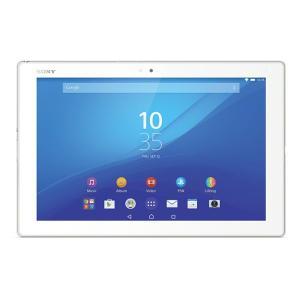 【メーカー1年保証】 SONY Xperia Tablet Z4  SGP712JP/W ホワイト Wi-Fiモデル 軽量・防水|fujimasushop