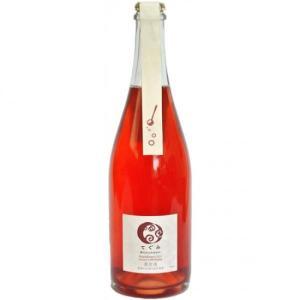 丹波ワイン てぐみマスカットベリーA(微発泡) 750ml