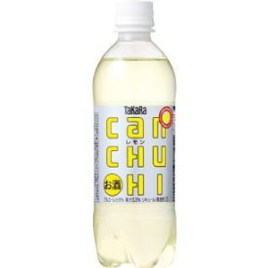 宝(タカラ)酒造 TaKaRa タカラcanチューハイ 【レモン】 ペット 500ml×12本