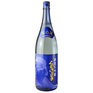 くどき上手 純米大吟醸 亀の尾33 1.8L ※6本まで1個口で発送可能
