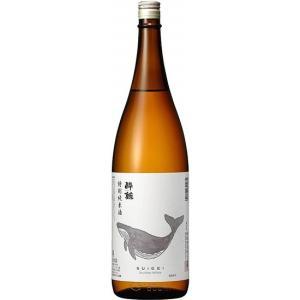 酔鯨酒造 特別純米 1800ml ※6本まで1個口で発送可能