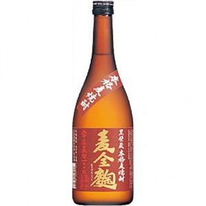 宝(タカラ)酒造 黒壁蔵 本格麦焼酎 麦全麹 720ml ※6本まで1個口で発送可能