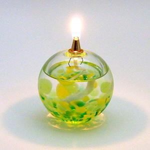 オイルランプ OL-66 若葉/業務用|fujinamisquare