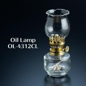 オイルランプ OL-4312CL【業務用】|fujinamisquare