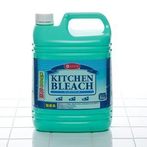 キッチン用 除菌漂白剤 e-style キッチンブリーチ5kg【業務用】 fujinamisquare