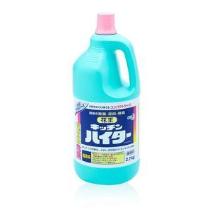花王 キッチンハイター 2.7kg×4本(ケース) 業務用
