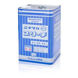 ニイタカ ブリーチ18kg(一斗缶) 業務用