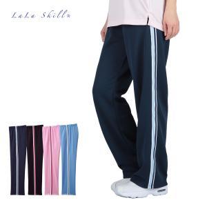介護用 介護ユニフォーム カジュアルウェアー  女性用フィールドセンサージャージーパンツ制菌 吸汗速乾燥 ララスキル PAL-1910(SP-LP,S~3L)|fujinitt