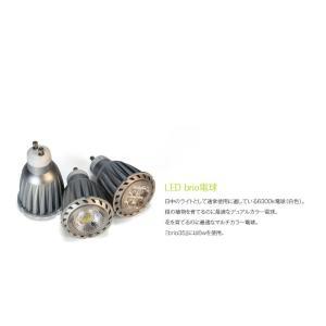 ベムパートナー brio35専用LEDバルブ (植物用デュアルカラー)|fujino-netshop
