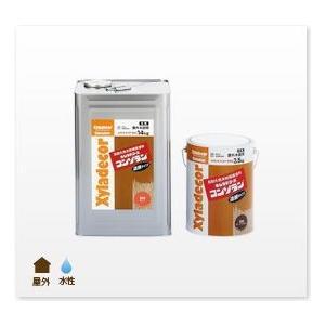 キシラデコール コンゾラン 3.5kg 全18色|fujino-netshop