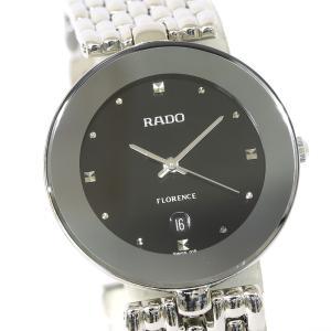 RADO ラドー フローレンス 129.3742.4 メンズ クオーツ ウォッチ  (質屋 藤千商店)|fujisen78