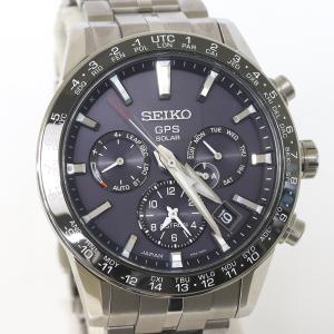 セイコー アストロン SBXC003 GPSソーラー 電波 時計 チタン 5X53-0AB0 (質屋藤千商店)|fujisen78