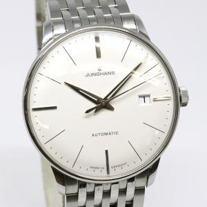 JUNGHANS ユンハンス マイスター オートマチック 027 4111 自動巻 メンズ 腕時計 (質屋 藤千商店)|fujisen78