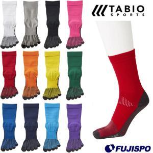 フットボール5本指ソックス (FOOTBALLCREW5FINGER)タビオスポーツ(Tabio Sports) サッカーストッキング サッカーソックス 靴下 スポーツソックス