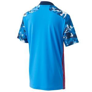 サッカー日本代表 2020 ホーム レプリカ ユニフォーム キッズ (GEM06)アディダス(adidas) レプリカ fujispo 02