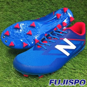 FURON MID HG 2E / フュロン(MSFMHLT32E)ニューバランス サッカースパイク ブルー×ピンク【ニューバランス/NewBalance】|fujispo