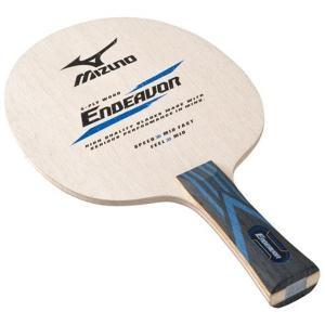 ミズノ  卓球ラケット シェイク エンデバー (FL) 18TT22027 FL 取り寄せ品|fujisports