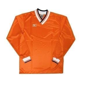 ミズノ ジュニア サッカー ゲームシャツ 長袖 62SG903 55カラー 160サイズ|fujisports