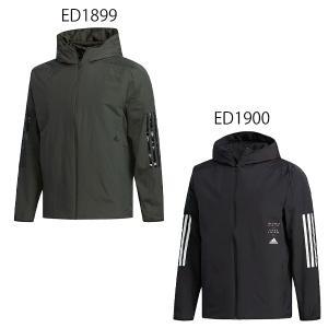 アディダス adidas メンズ ウインドブレーカー ID ウインドハイブリッドジャケット 中綿 FYK25|fujisports