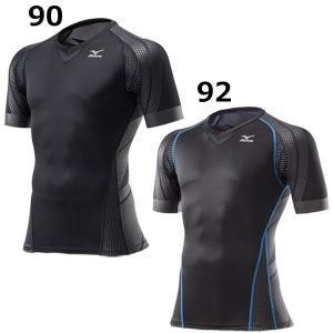 ミズノ バイオギアシャツ BG7000T (半袖)  K2MJ7A61  取り寄せ品 fujisports