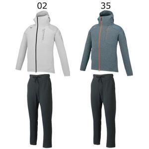 ミズノ トレーニングウエア ボンディング 上下 セット ジャケット パンツ 32MC0012 32MD0012 送料無料 fujisports