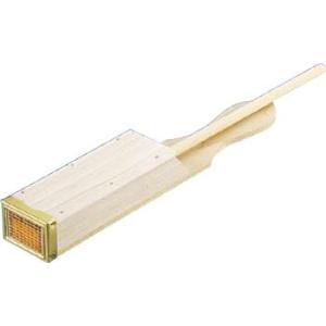 木製 ところ天突(真鍮刃)|fujitadougu