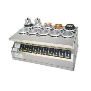 マイコン式 全自動釜めし炊飯機 タイテックス TDMWS-10型(10ケ炊) DKM-16|fujitadougu
