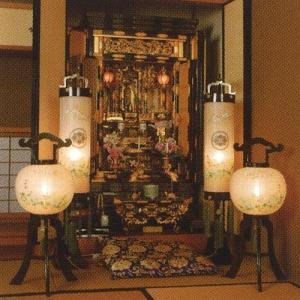 「八女提灯 飾り方 例」の画像検索結果